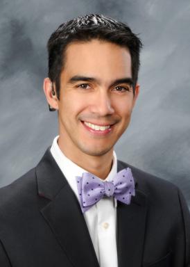 Photo of Dr. Samuel Atcherson